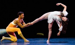 ballet preljocaj,sadler's wells,caussin,diaz,snow white,
