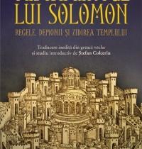 Testamentul lui Solomon în româneşte