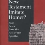 L-a copiat evanghelistul Luca pe Homer? sau Despre lipsa de discernământ hermeneutic