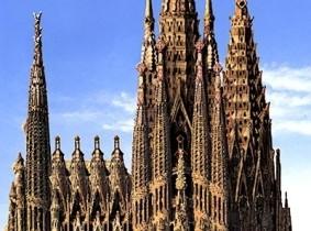 Probabil cea mai frumoasă catedrală din lume