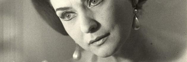 Virginia Zeani: o fermecătoare alură hollywoodiană