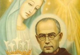Maximilian Kolbe, martirul venerat de Eugène Ionesco
