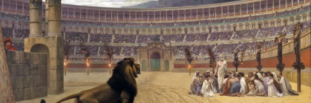 Persecuţiile anticreştine de la Nero până la Constantin cel Mare (1)