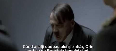 Hitler şi alegerile din România